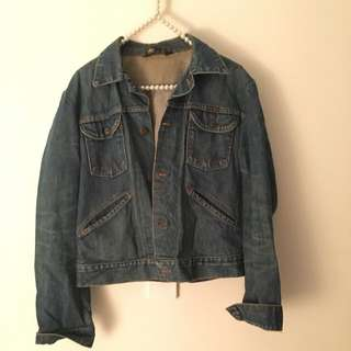 Vintage Wrangler denim Jacket #under20