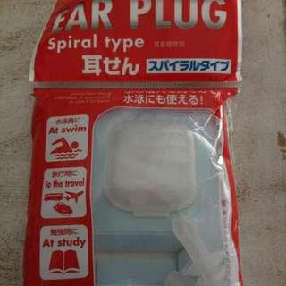 Ear Spiral Plugs