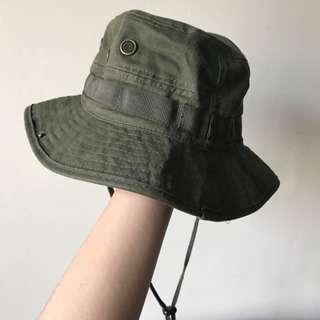 橄欖綠漁夫帽 (Olive Boonie Hat)
