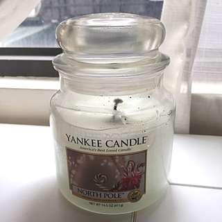 美國Yankee Candle 香氛蠟燭14.5oz