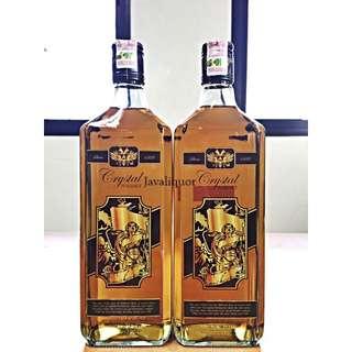 Crystal Whisky Sweden ORIGINAL 100%