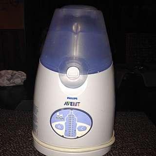 Phillips Avent Electric Bottle Warmer