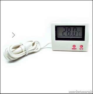 Thermometer Aquarium Digital
