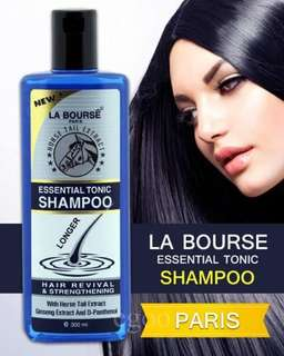 READY STOCK!! LA BOURSE SHAMPOO