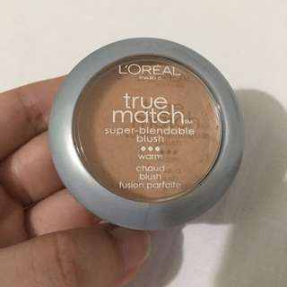 TueMatch Loreal, Revlon lippie and Etude powder