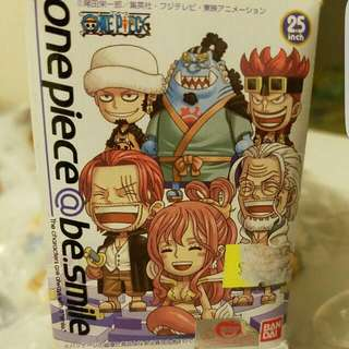 """One Piece@be Smile""""6 Characters"""""""
