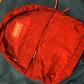 Cose Small Red Backpack
