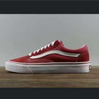 Vans Old Skool 經典紅色 Nike Adidas代購