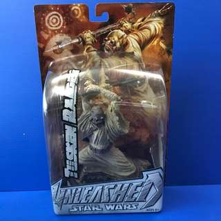 Star Wars Unleashed Tusken Raider Mint on Sealed Card. What you see is what you get.