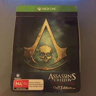 Assassisn's Creed IV Black Flag: Skull Edition | Xbox One