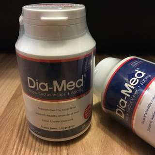 Dia-Med Herbal Pharm (sealed unopened)