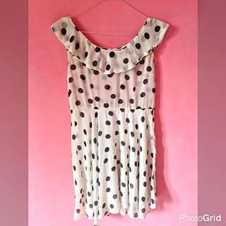 Mini Dress Polka
