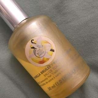 Body Shop Vanilla Brûlée EDT 30ml