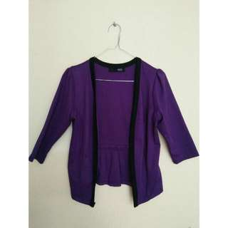 Purple Outer