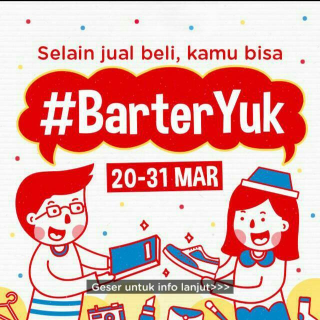 20-31 Maret #barteryuk