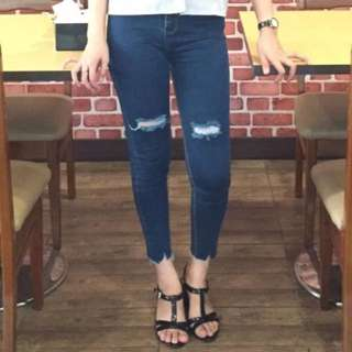 Ripped Jeans HW