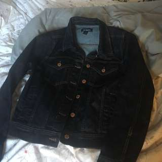 Joe Fresh Dark Wash Jean Jacket