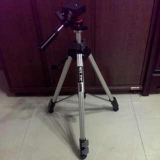 日本名牌 SLIK 35DN 相機 腳架 三腳架 (大支 附背袋)