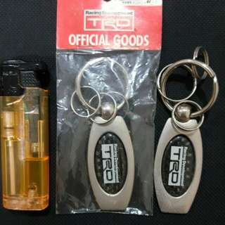 TRD Key Chain ( Original ) With Carbon