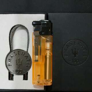 Original Maserati Accessories Key Chain