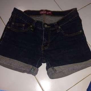 Hotpants Navy Jeans #jatuhharga