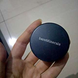 Bedak Bare Minerals Powder Shade Warmth  Mufe Branded Mac Bobbi Brown