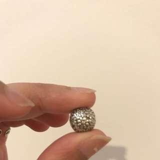 Pandora Flower Clip Charm