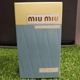 Miu Miu Eau De Parfum Box Only