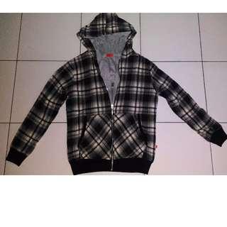 Free and free double zipper jacket, jaket free & free