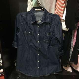 Jeans Kemeja