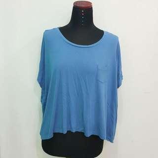 H&m Blue T-shirt