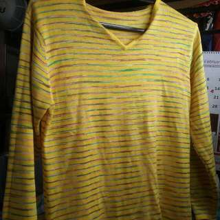 Yellow LONGSLEEVES