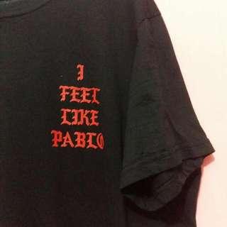 Tshirt I Feel Like Pablo