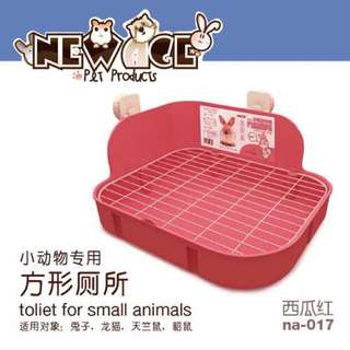 New Age Pee Pan/tray For Rabbit,chinchilla, Guinea Pig
