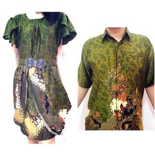 Batik Sarimbit / Couple Batik