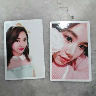 Chaeyoung Photocard
