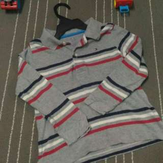Tommy Hilfiger 3 yrs Long Sleeves