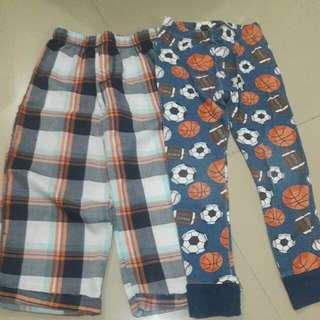Preloved Sleep Pants/Pajama (5T)