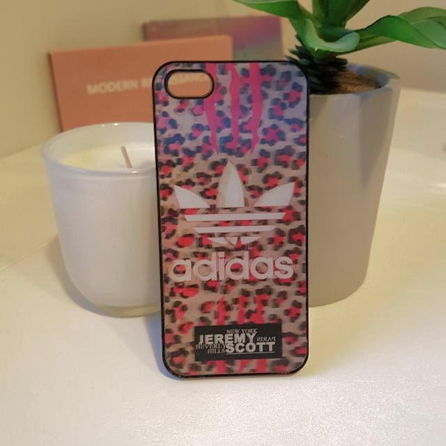 3D Holographic Adidas IPhone 5 Phone Case