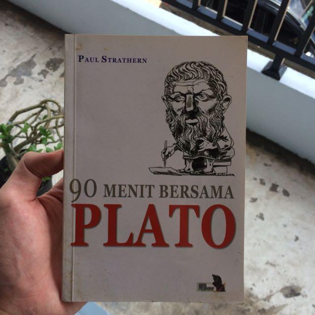 90 Menit Bersama Plato By Paul Strathern