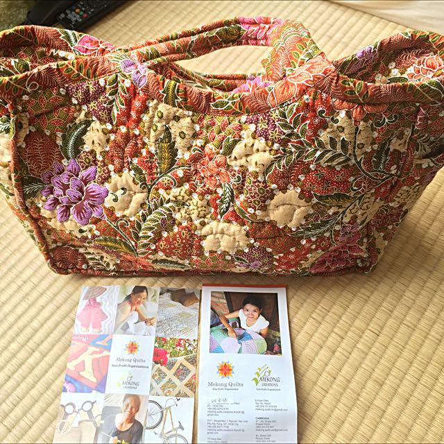純手工縫製包包