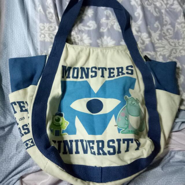 日本怪獸大學包包