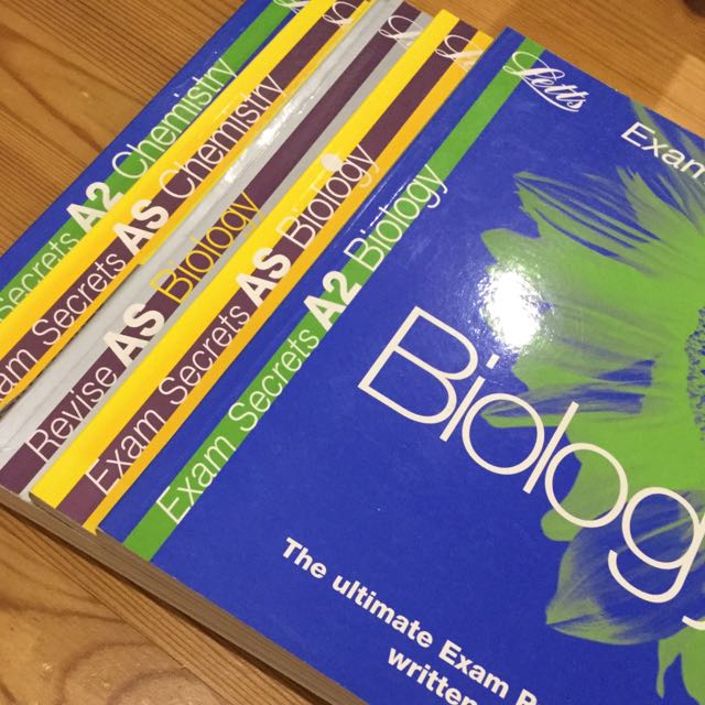 A2 AS Exam Practice And Revision Books