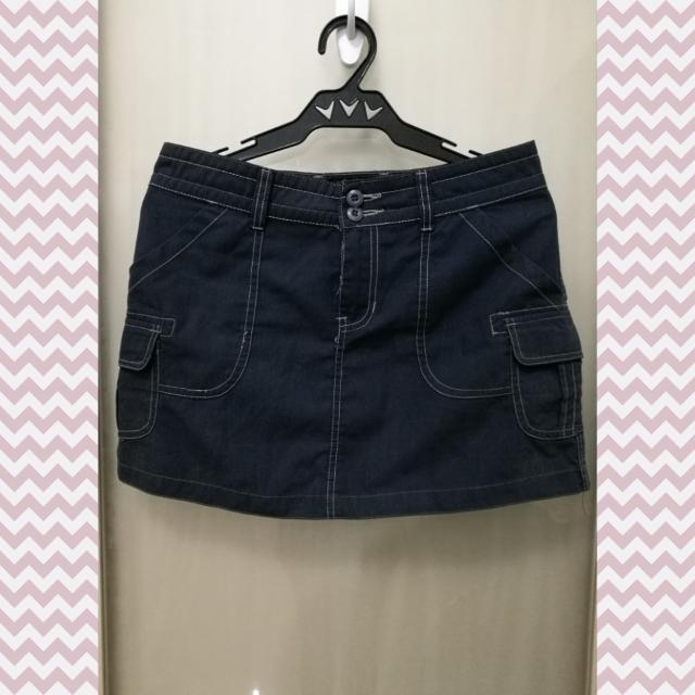 American Eagle Outfitters Black Mini Skirt Size 28