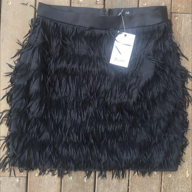 Bardot Size 10 Frill Skirt