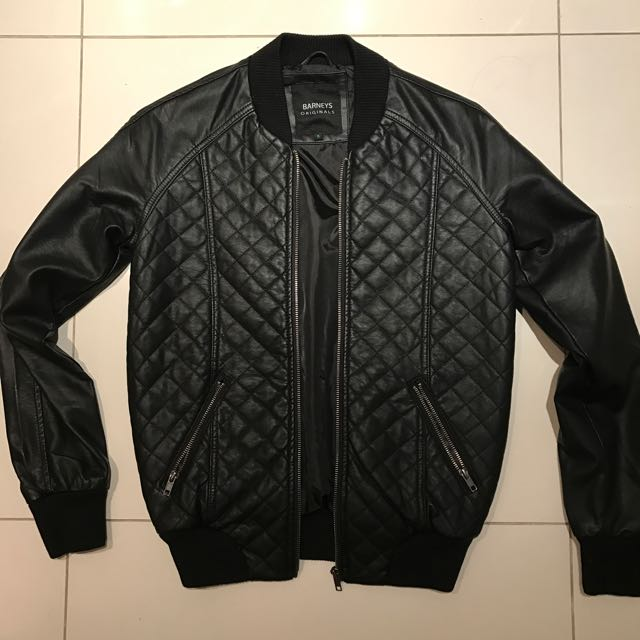 Barneys original Leather Jacket