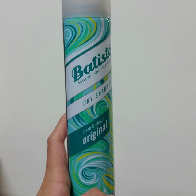 Batiste 乾洗髮