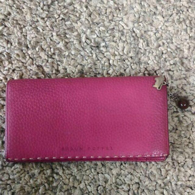 Braun Buffel Wallet