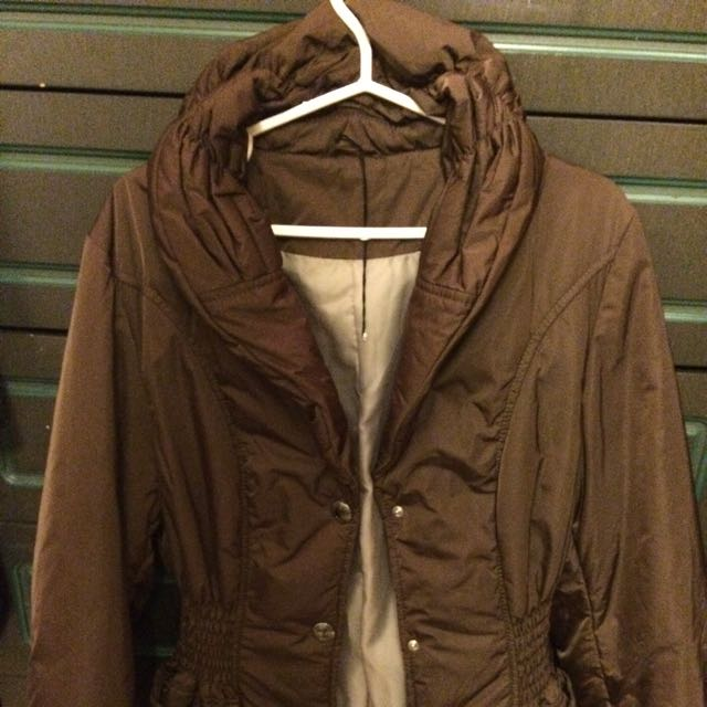 Brown Fall / Winter Jacket