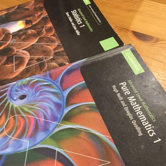 Cambridge International Examination Advanced Level Mathematics